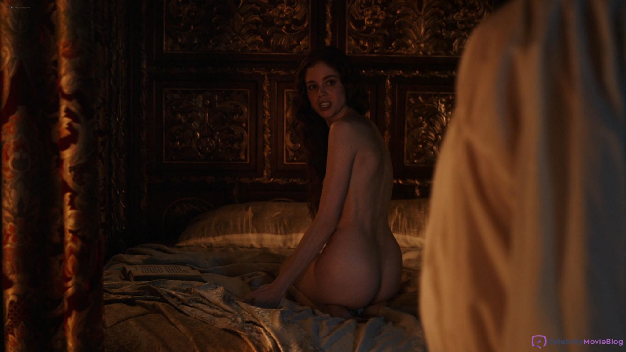 Hope naked charlotte 44 Jaw
