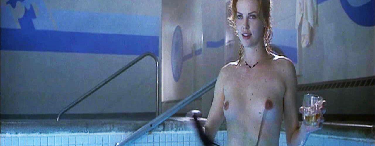 Nude charlize theron