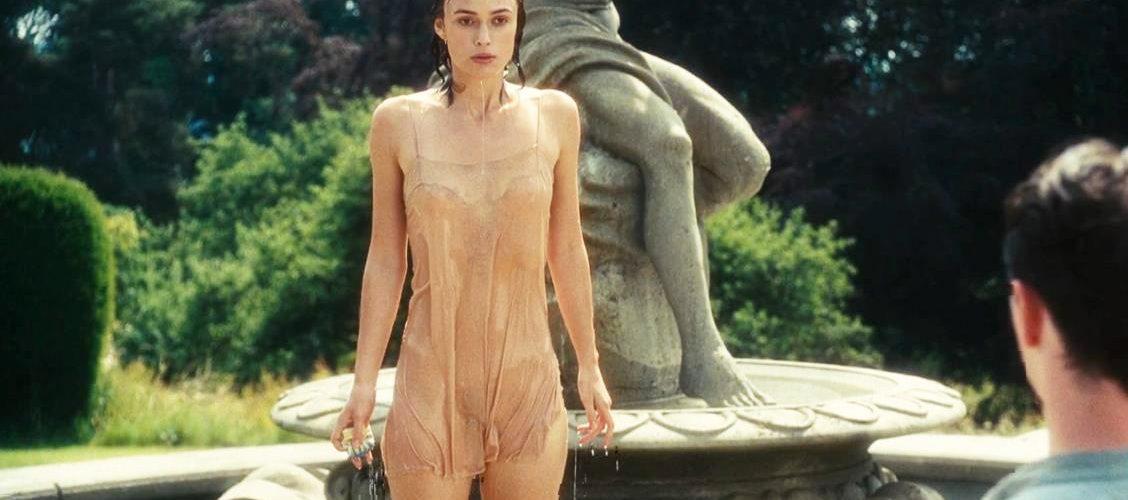 Knightley nudes keira Keira Knightley