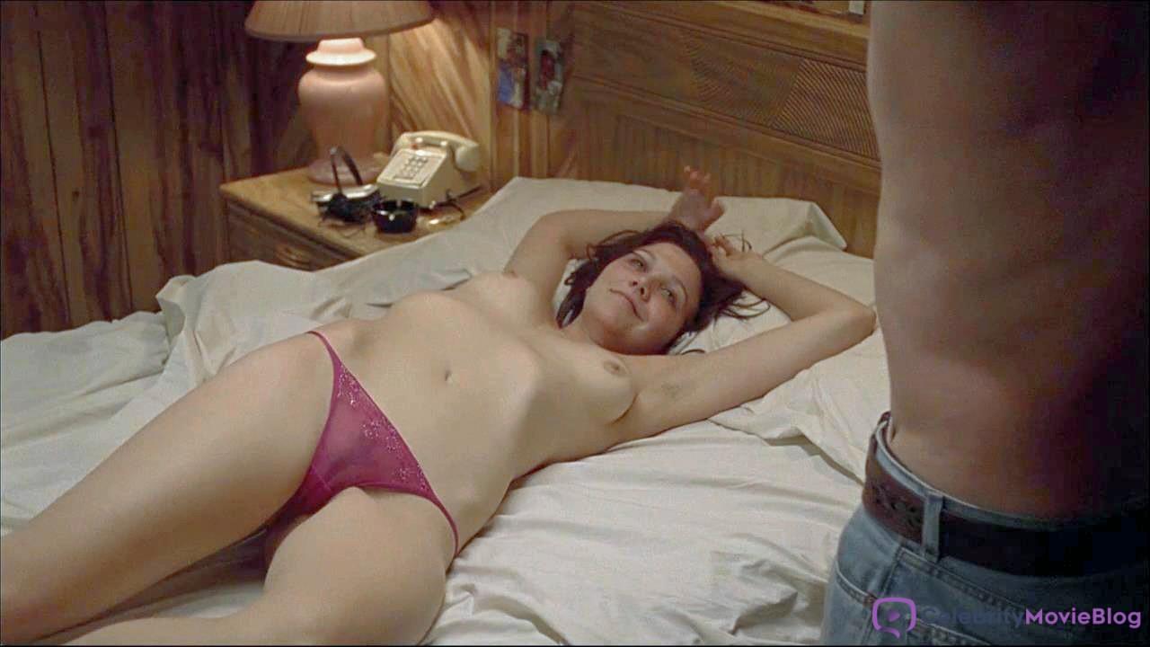 Nude maggie Maggie Gyllenhaal