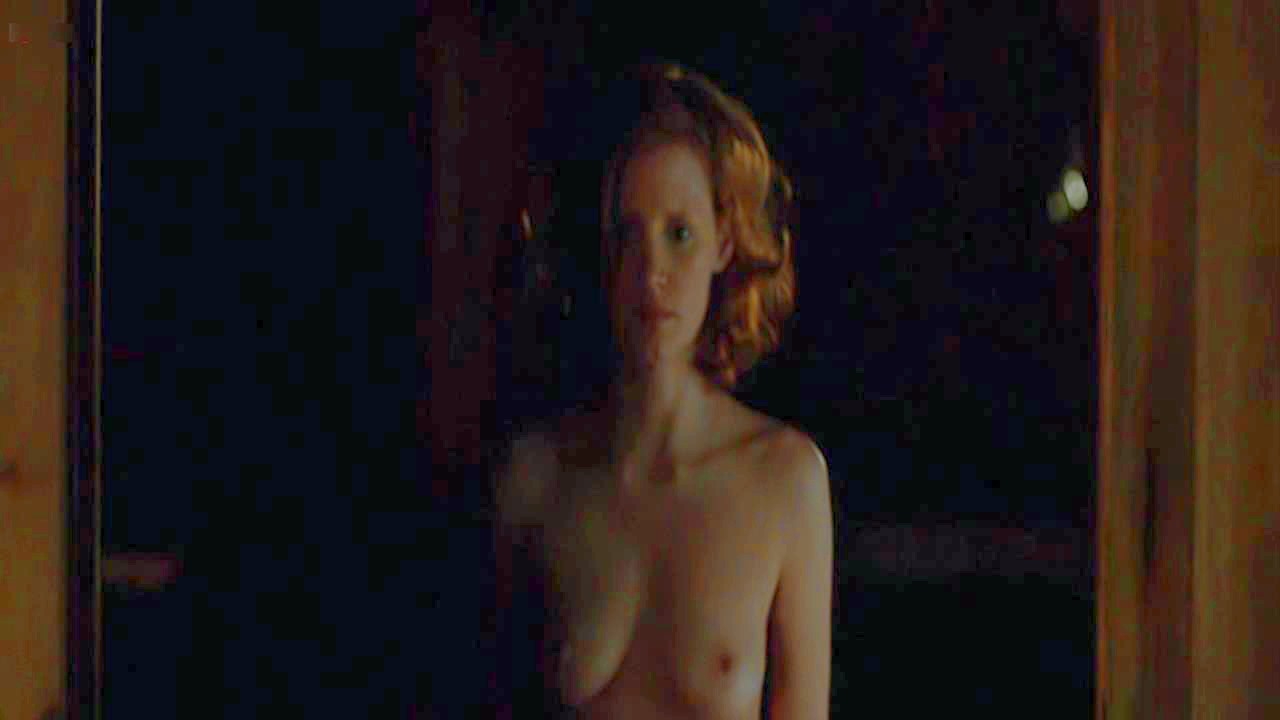 Chastain naked