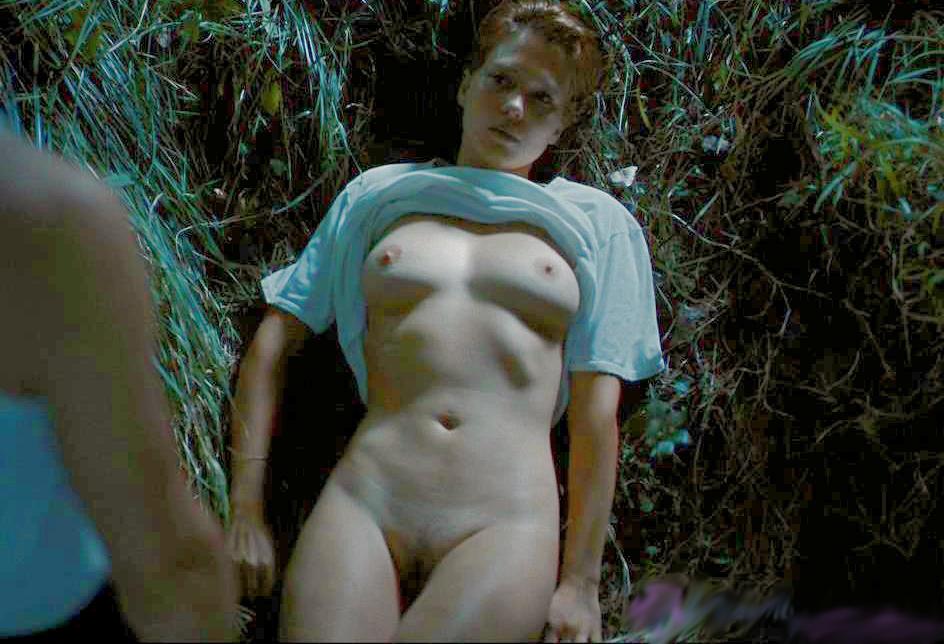 Naked lea Léa Seydoux